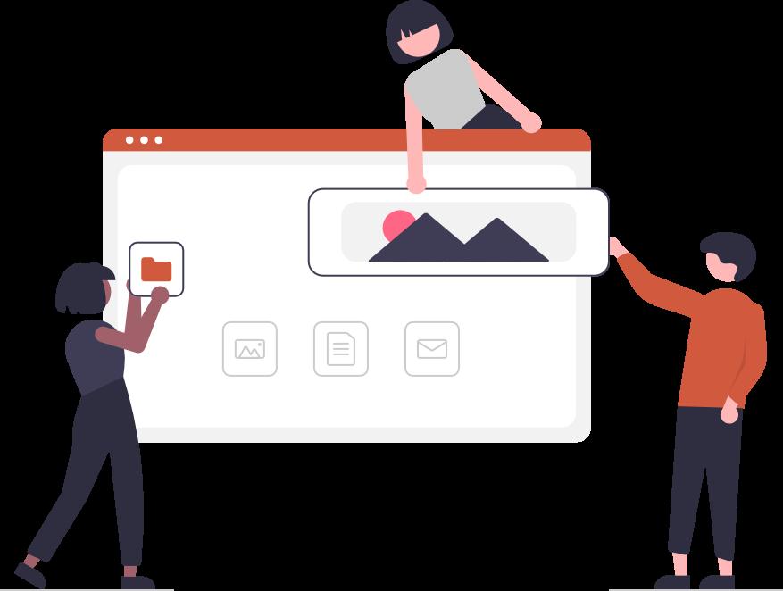Profi üzleti weboldal készítés